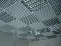 suspended ceiling LINEAR B15 METALSCREEN