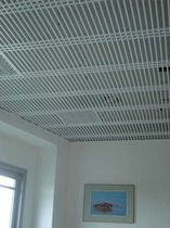 suspended ceiling LINEAR PLUS B15 METALSCREEN