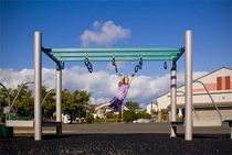 suspended ladder for playgrounds MBT366 BigToys