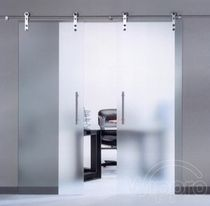 suspended sliding door PLATE-GLASS SLIDING DOOR WIPPRO
