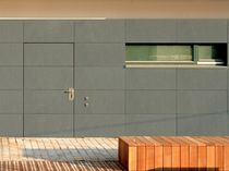 sustainable lightweight fibre reinforced concrete facade panel BETOSHELL®CLASSIC Hering Bau GmbH + Co. KG