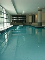 swimming pool for hotel PAU PISCINES CARRE BLEU