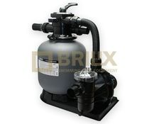 swimming pool sand filter with pump FSP-350 Brilix