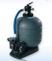 swimming pool sand filter with pump LAGHETTO LAGHETTO
