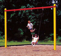 swing 8' SINGLE POST  BYO Playground, Inc.