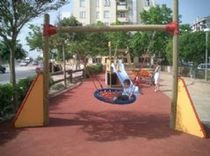 swing MAHON Parques Infantiles Isaba