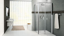 swing shower screen GIADA 2B NOVELLINI