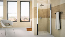 swing shower screen GIADA 1B NOVELLINI