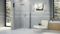 swing shower screen GIADA 2G NOVELLINI