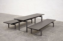 table and chair set for public spaces KARLSSON Miramondo