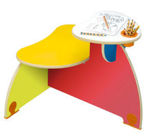 table and chair set for kindergarten UNO COLORS Kidea