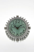 table clock INDUSTRY PAPERWEIGHT KARE Design