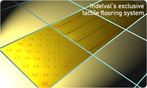 tactile tile GUIA SYSTEM Halo Floors