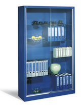 tall filing cupboard (sliding door) SERIE 2000 C+P Moebelsysteme