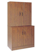 tall filing cupboard (swing door) MOH12-3636 Office Furniture Group