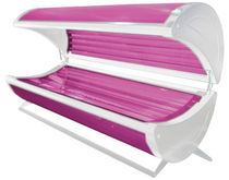 tanning bed SKIN FRESH 24/17 SOMETHY