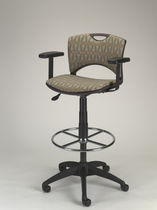 task chair with armrests ON CALL  SitOnIt Seating