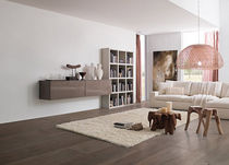 teak engineered wood floor I GIGANTI : LEONARDO Colema