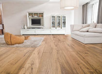 teak engineered wood floor I GIGANTI : RAFFAELLO Colema