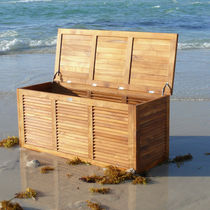 teak garden chest LE SPA Infinita Corporation