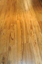 teak solid wood flooring  Id&eacute;el