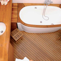 teak solid wood flooring TECK FSC� NATURAL & WOOD