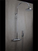 temperature regulated shower set QUARTZ MARGOT