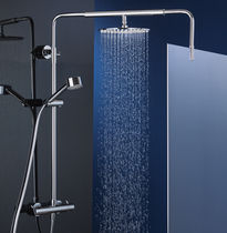 temperature regulated shower set (with fixed shower head) RS 200 WALK IN HSK