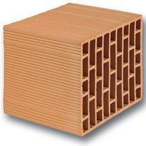 terracotta cellular insulating block (horizontal cells) BLOCCO DA TAMPONAMENTO FBM Fornaci Briziarelli Marsciano