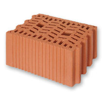 terracotta cellular insulating block (monomur)  Cer&aacute;mica Mazarr&oacute;n