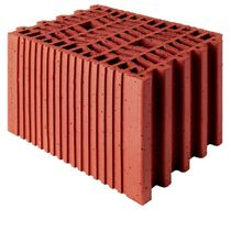 terracotta cellular insulating block (monomur) TRADITIONNELLE Ceramica Sampedro
