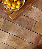 terracotta floor tile : rustic ANTIQUE PAREFEUILLE ANN SACKS