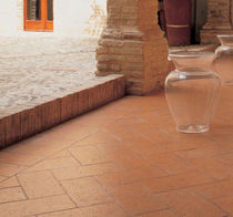 terracotta paving tile for exterior floors  Terreal Italia s.r.l.