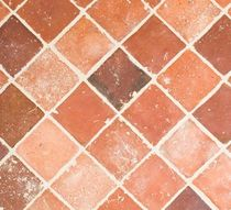 terracotta paving tile for exterior floors RECLAIMED AVALLON Lapicida