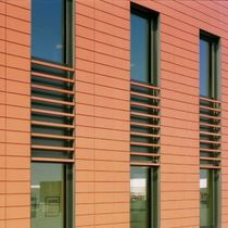 terracotta solar shading BARRO ARGETON