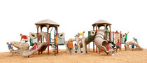 thematic play structure ORIGINS™ :  T-REX PLAYWORLD