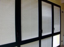 thermal insulation glass panel (with blinds integrated)  S.T. VETRERIA SOMBRA DO SOL TM