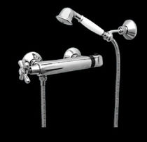 thermostatic single handle mixer tap for bath-tub 19.215 MEMORY GRIFERIAS MAIER, S.L.
