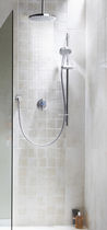 thermostatic single handle mixer tap for shower RISE_CLOSEUP5 aqualisa