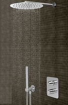 thermostatic single handle mixer tap for shower ROD by MARCO ZITO Ponsi