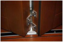 three-leaf door hinge  Rubben UK