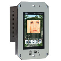 touch-screen for home automation system YT SERIES : YT5T ESA elettronica