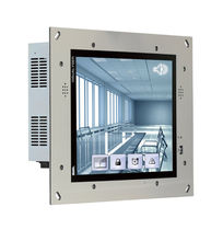 touch-screen for home automation system YX SERIES ESA elettronica