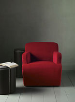 traditional armchair BLOOM / SM by Paola Navone Casamilano