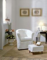 traditional armchair HS-35NC DAMA Signature Home Collection
