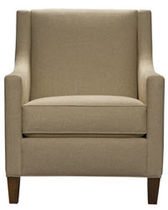 traditional armchair FLETCHER NICHOLS & STONE