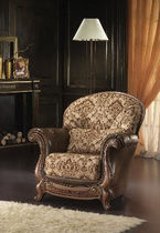 traditional armchair TANIA Satis