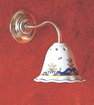 traditional bathroom wall light COROLLE - 1221 Herbeau