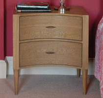 traditional bed-side table PERCY JULIAN CHICHESTER