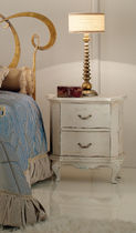 traditional bed-side table ROMANTICO  Iribed s.r.l.